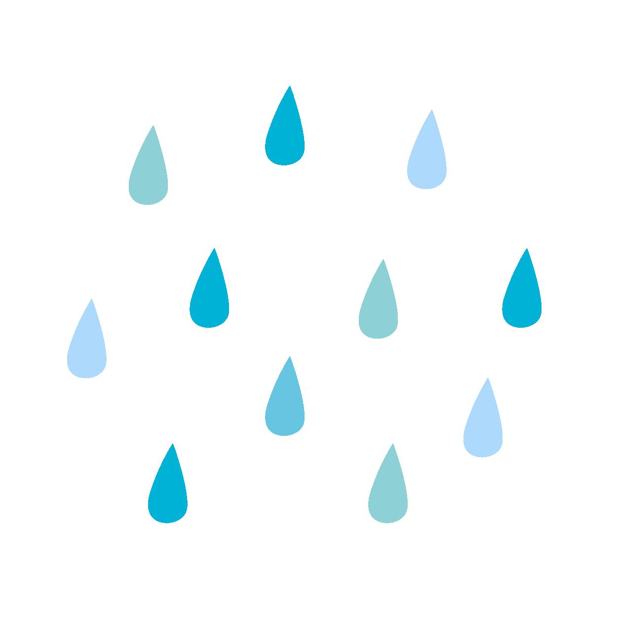 雨が降っているイラスト | 商用フリー(無料)のイラスト素材なら
