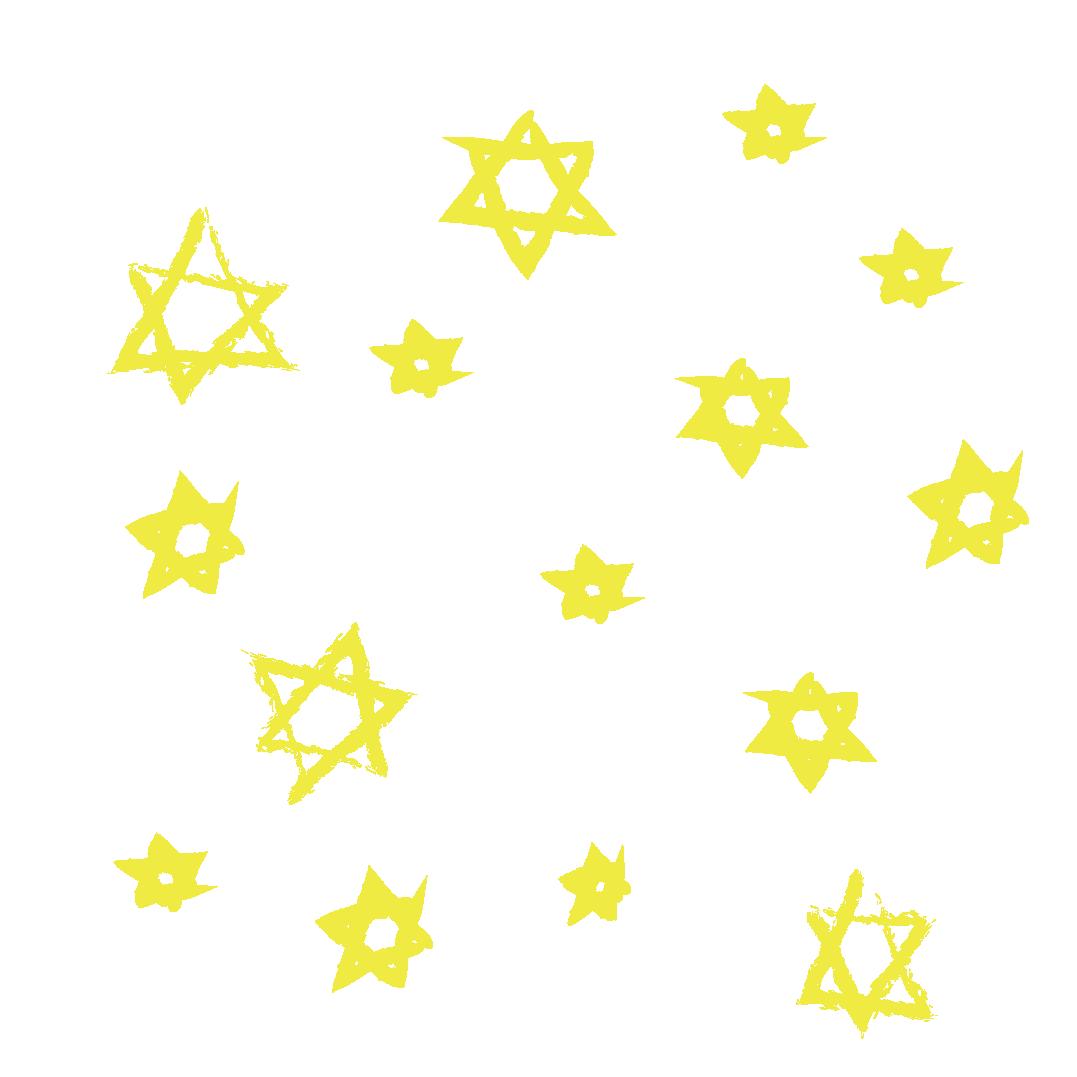 手書き風のかわいいキラキラ!星のイラスト | 商用フリー(無料)の