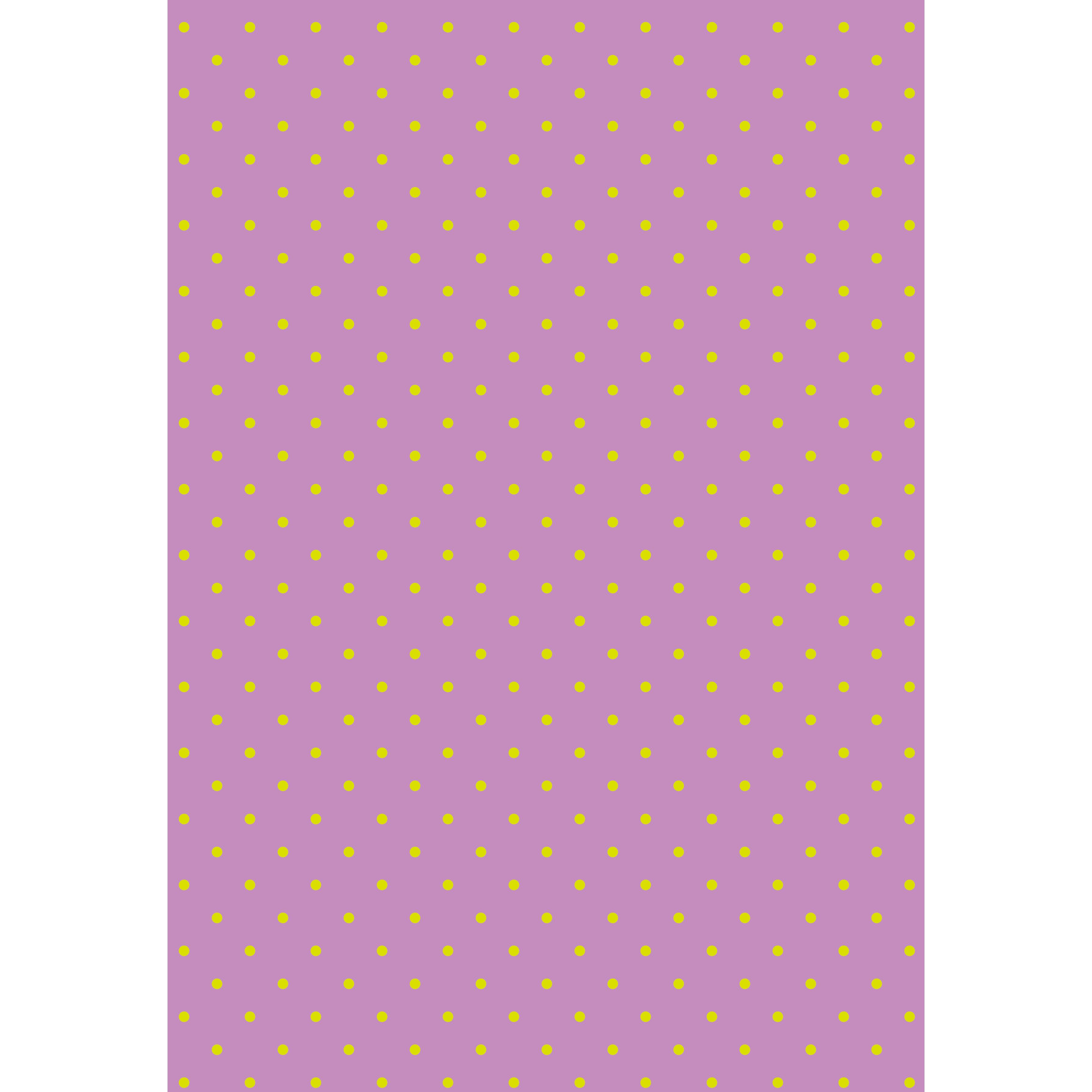 水玉(ドット)パープル×緑 背景デザイン イラスト | 商用フリー(無料