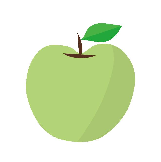 りんご 英語