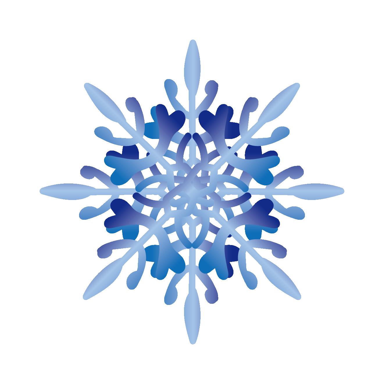 冬!ゴージャスな雪の結晶イラスト! | 商用フリー(無料)のイラスト