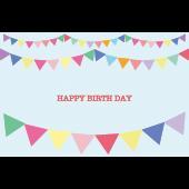 誕生日カード 無料 イラスト HAPPY BIRTH DAY